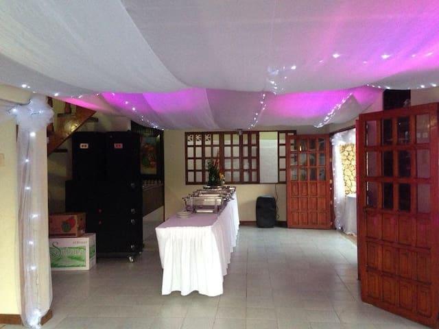 Casa Cabaña Ambiente Familiar en Puerto Colombia - Puerto Colombia