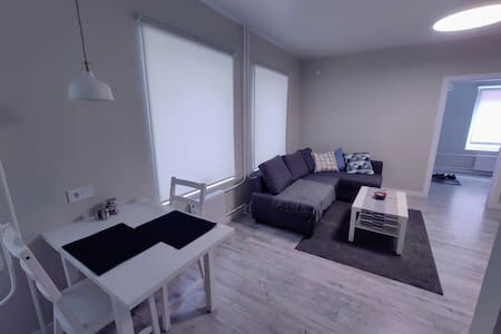 Renovated Utena old town apartment up to 4 persons
