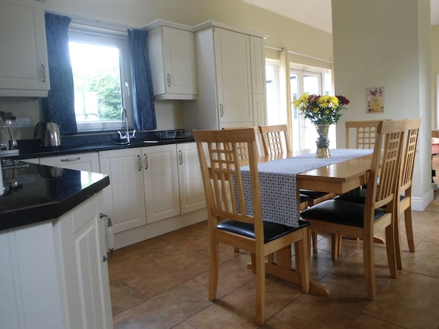 Spacious Cottage 1 hour from Dublin - Laois - Bungalow