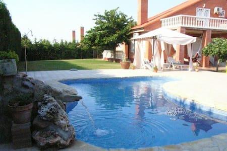 Habitación principal en Chalet compartido. - Rivas-Vaciamadrid