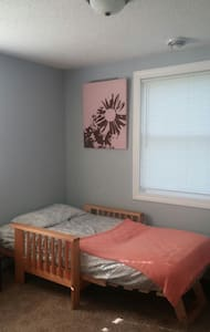 Enjoy private bedroom and bathroom. - Bloomington