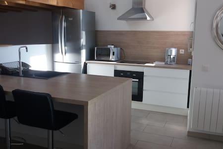 Appartement idéal cures et vacances, accès wifi - Banyuls-dels-Aspres - อพาร์ทเมนท์