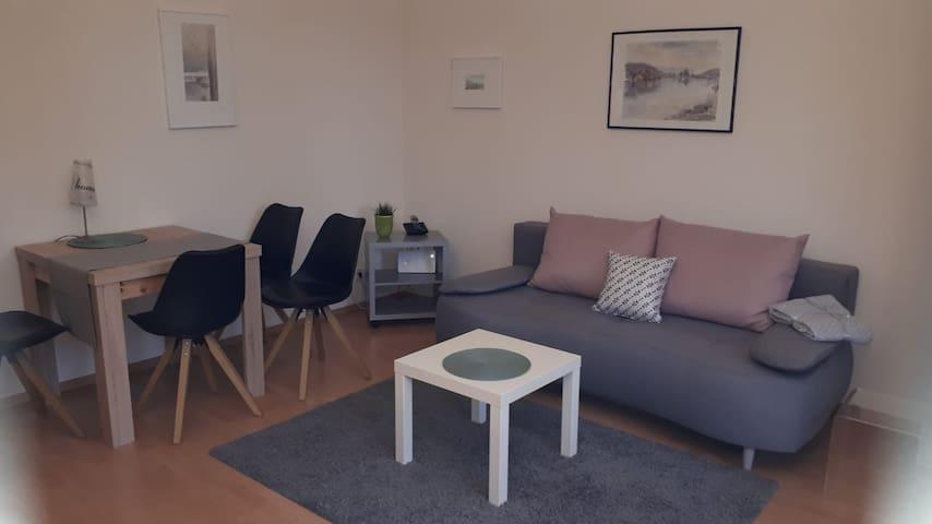 Modernes, zentral und ruhig gelegenes Appartement