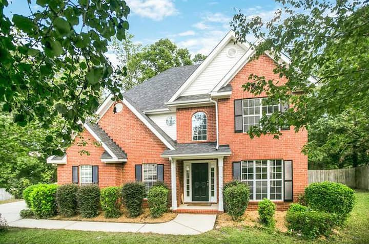 New Master Rental 9 miles from Augusta National!