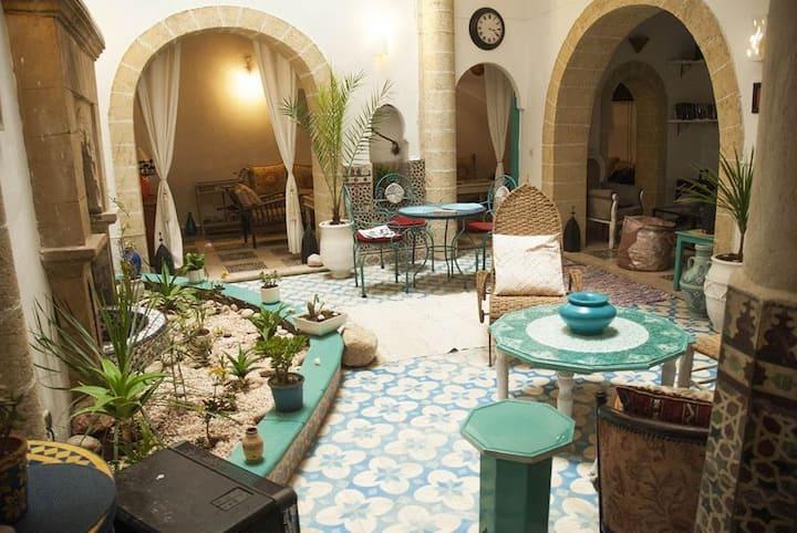 RIAD LALLA ZINA : Private Rooms 2 pers