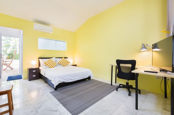 Master Room B2 nr MRT/CBP/CGH/SUTD/Airport/SIA