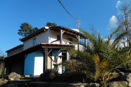 Quinta da tapadinha - Nogueira do Cravo - House