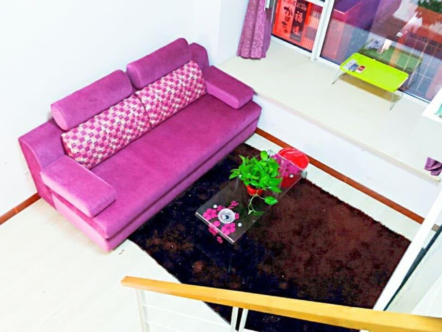 时尚舒适沙发