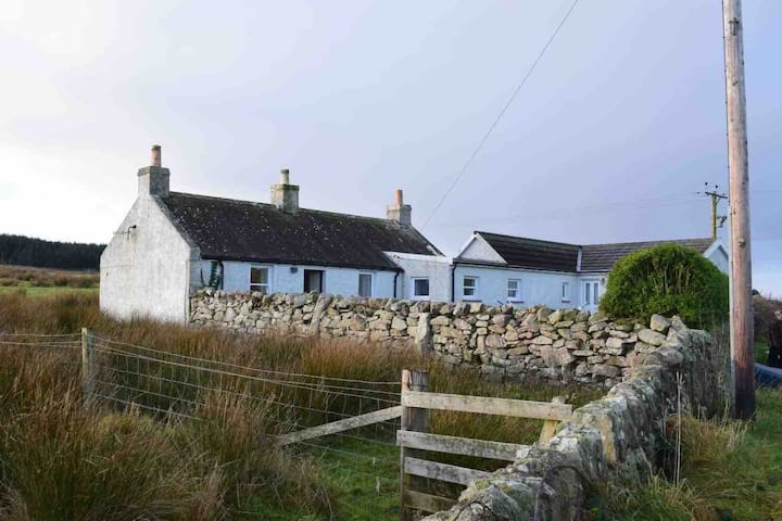 Quaint Quirky Hebrides home @ Islay