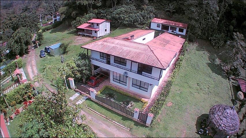 Hotel Campestre y Centro de Bienestar Shanti