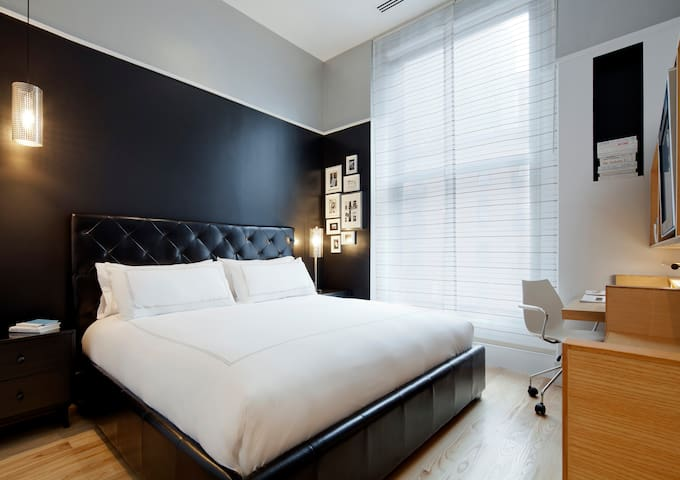 Superior King - Stylish Hotel in Tribeca