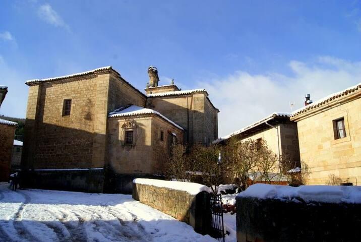 """Casa rural """"Los Trashumantes"""", en plena naturaleza - Molinos de Duero - Hus"""