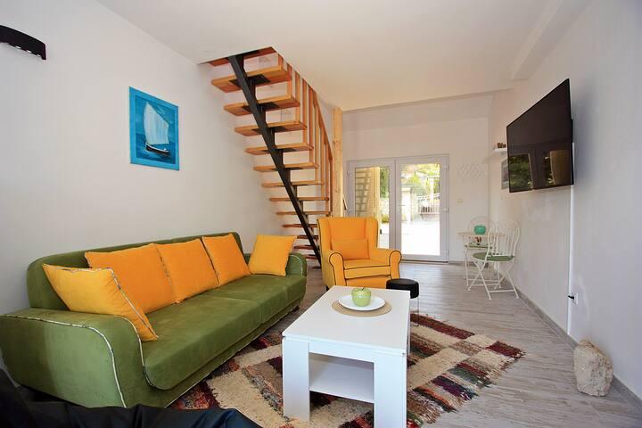 4* Apartment Beba | 100m from the beach