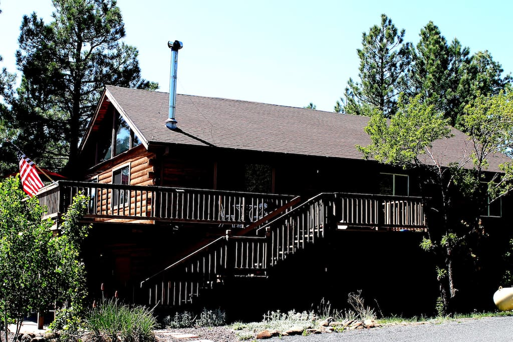 Cabin - Side View