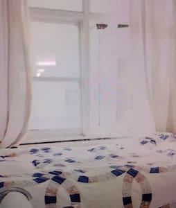 可爱的小房子 - 奥尔巴赫 - Lejlighed