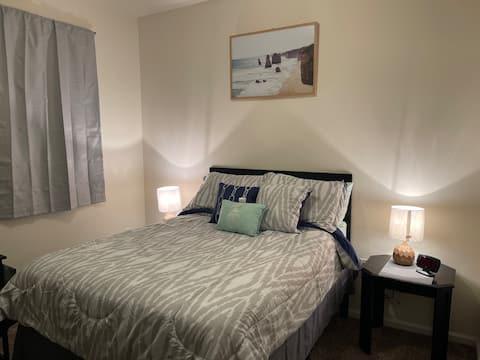 Private Room Near Jacksonville's Baldwin Trail