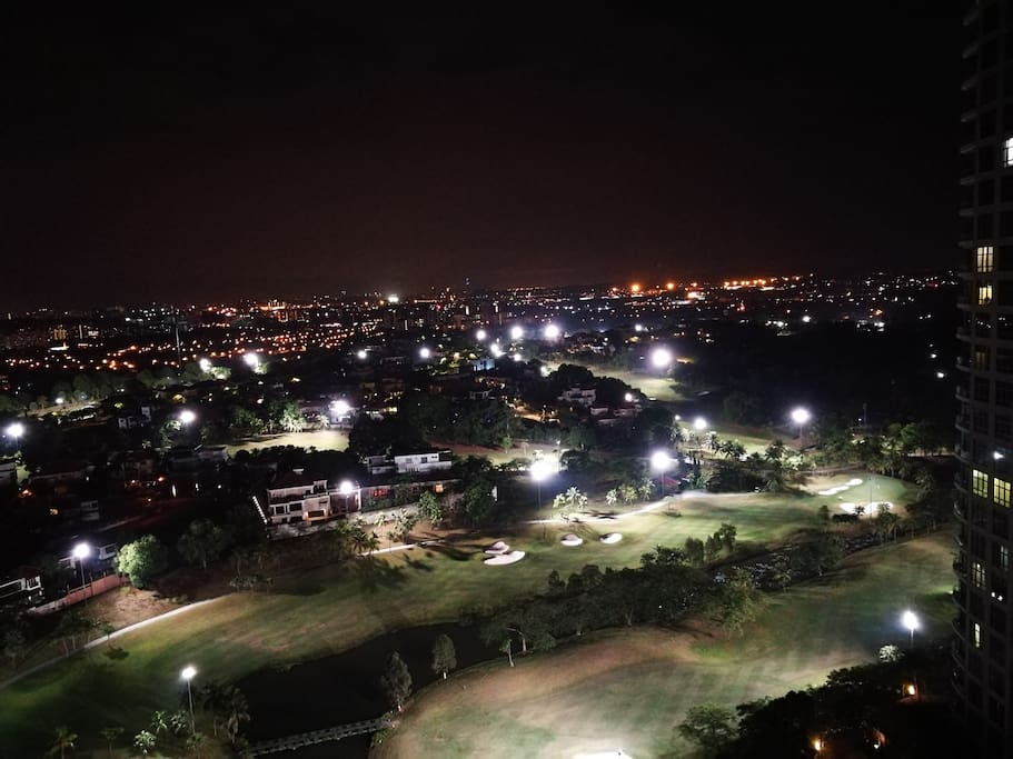 great night view