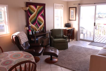 Great Apartment! 60 seconds from the beach! - Gulf Shores - Departamento