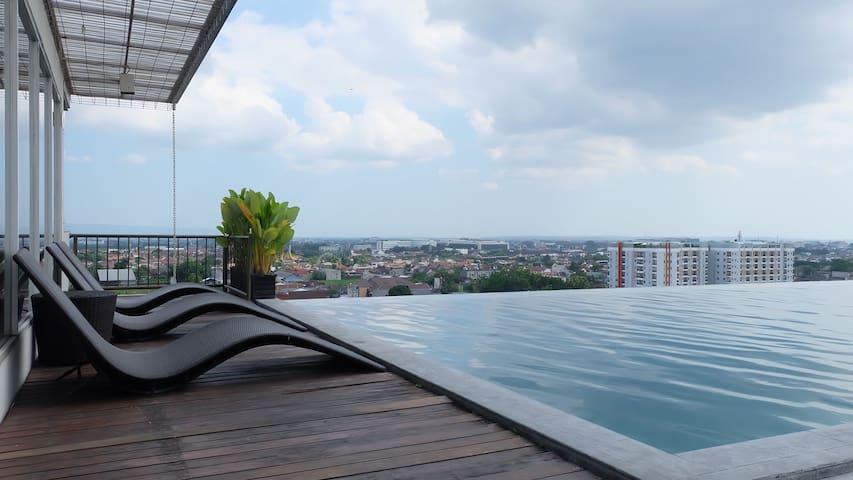 Studentpark Apartemen Yogyakarta (2) - FREE WIFI