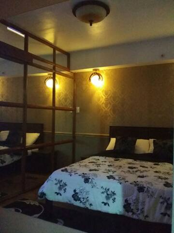 Cozy and relaxing Parking is free for every guest - Quezon City - Apartament