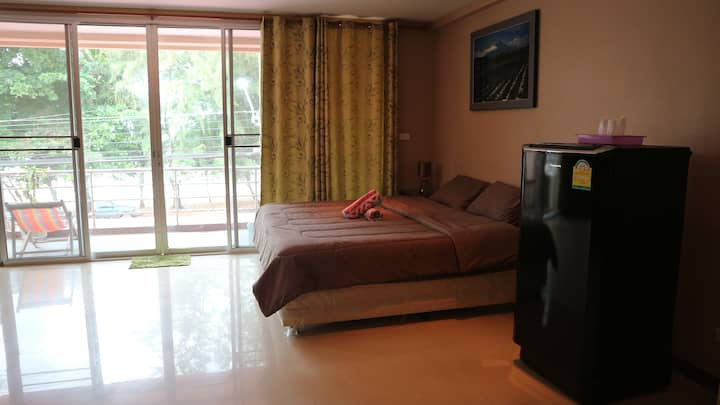 Sea View Apartment in middle of Laem Mae Phim.