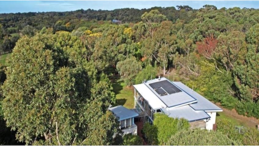 Cosy beach house, on the Great Ocean Road - VIC - Casa