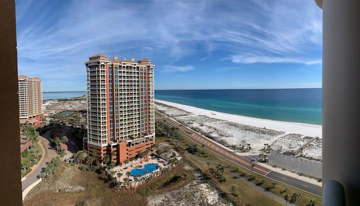 Pensacola Beach Portofino Sky Home Ocean View T5!