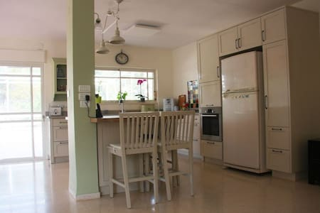 Lovely pleasant house - Kefar Sava