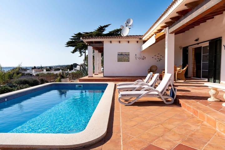 """Villa Binibeca Life """" Increíbles vistas al mar"""""""