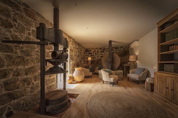 Magnificent rent T2 at the heart of Fozzano