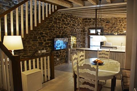 Caseta Rústica i Confortable. Pirineu Català.