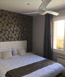 Chambre de 2 personnes - L'Houmeau - Dom