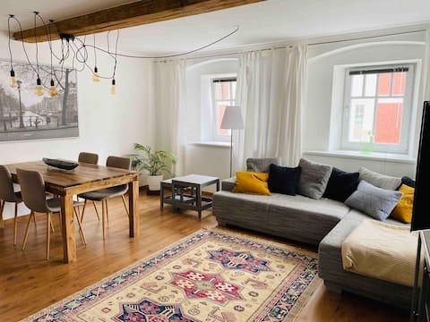 Gemütliches Appartement in Gmundens Altstadt