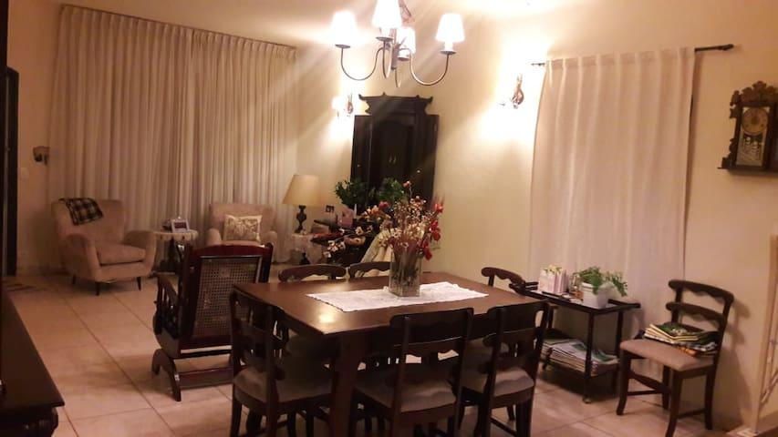 Casa da Danda em Santo Amaro - SP (quarto casal)