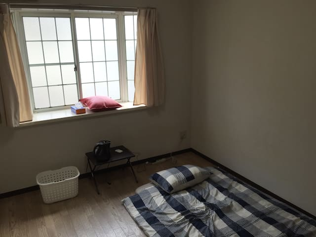 Travel for Asuka,Tenkawa,Osaka,Kyoto,Portable Wifi - 橿原市 - Apartament