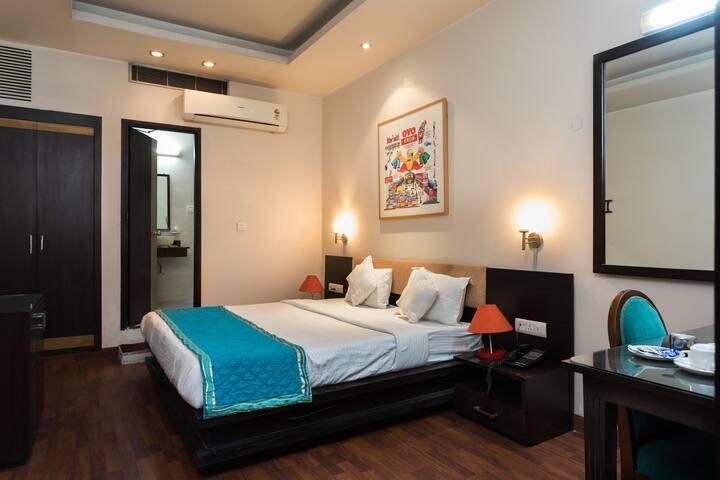Comfort Stay in CP, New Delhi - New Delhi - Boetiekhotel
