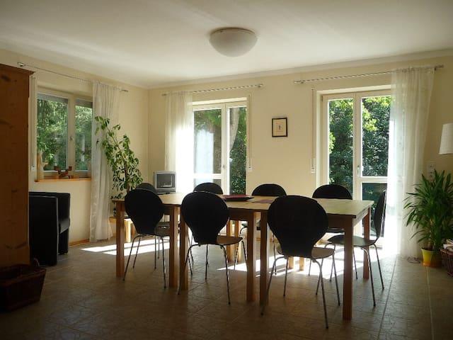 """Ferienwohnung    Freiraum """"pur natur"""""""