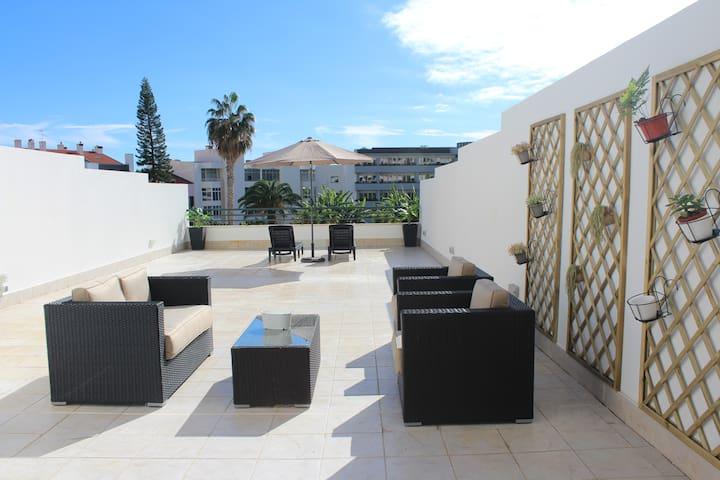 Terrace Garden Apartment