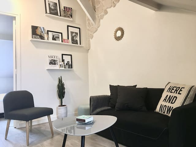 Charmant studio face à la marne - Joinville-le-Pont - Appartement