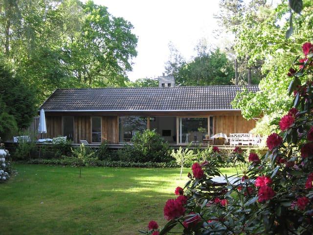 Cosy home near Hornbaek (Elsinore region)