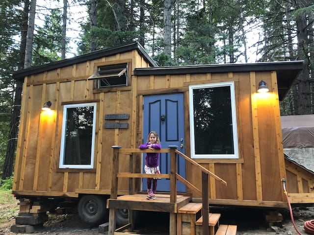 WellSpring Woods Tiny House