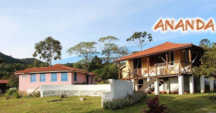 Casa Anexa - Vila Anandamatutu.