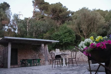 Villetta in pineta a Santa Cesarea