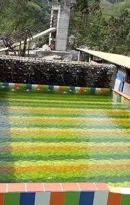 La casa del Rio Cauca