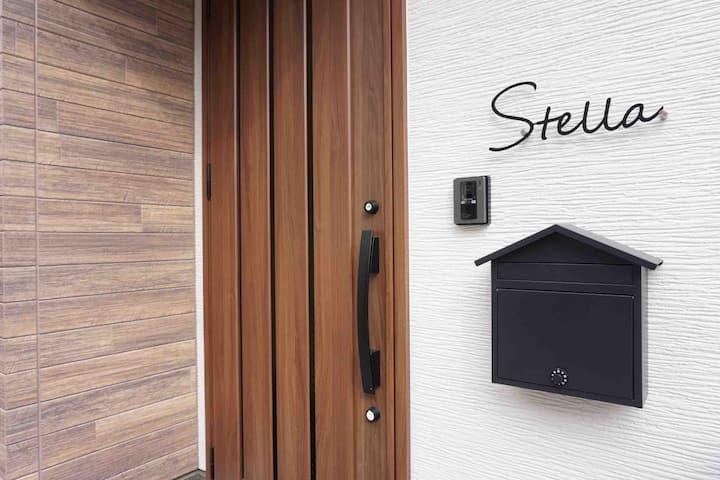 stella京都★new‼︎新築 戸建貸切‼︎京都駅から1駅5分 東インターから3分 無料駐車場近隣に有