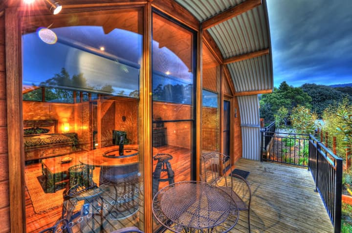 43 Degrees Bruny Island - Spa Suite Apartments