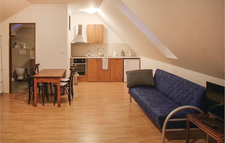 Holiday apartment with 1 bedroom on 70 m² in Mikulov