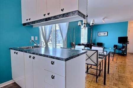 Appartement 1 chambre avec cuisine complete - Appartamento