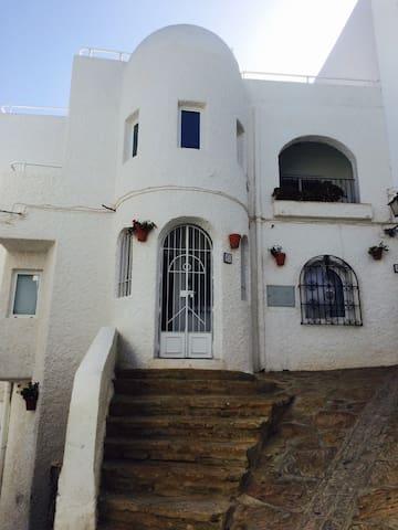 Luxury Townhouse in Mojacar, Almeria Spain