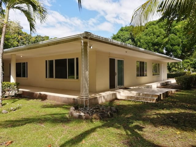 Grandpa's House in Playa Zancudo